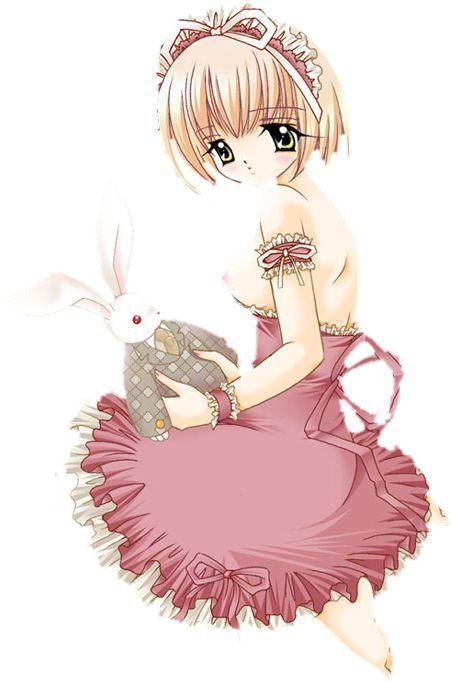 TUBES  fille manga
