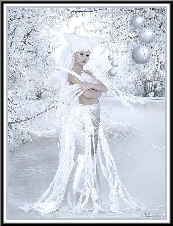 Créature des neiges