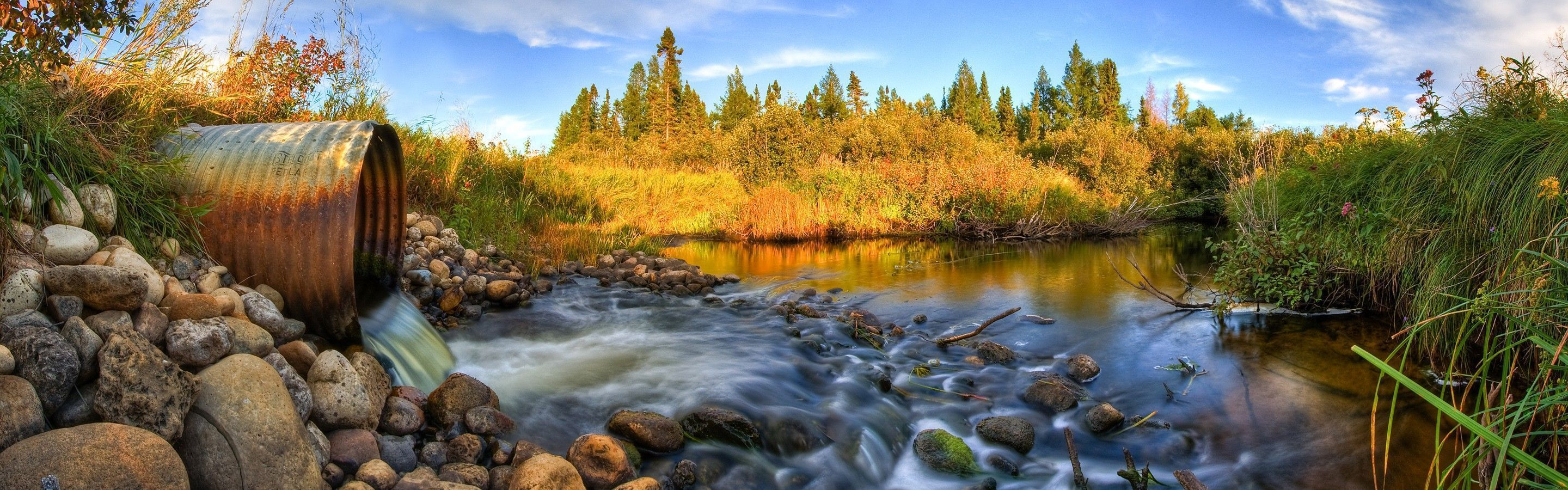 Paysages divers page 2 for Paysage wallpaper