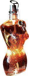 TUBE bouteille de parfum jean paul Gaultier