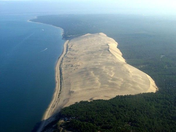 Dune du pyla (ma région)