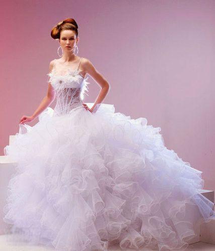 robe de mari e blanche. Black Bedroom Furniture Sets. Home Design Ideas