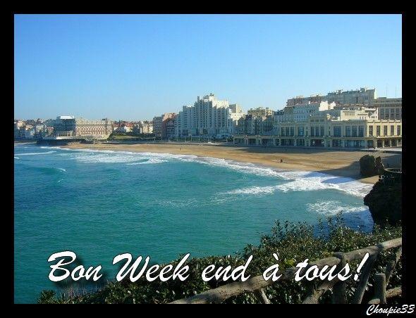 Week end page 3 - Bon week end a tous ...