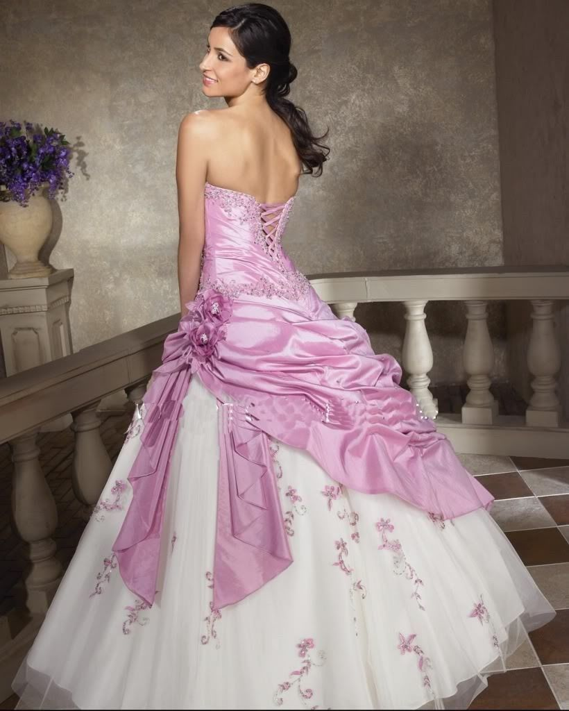 La robe de mariage de Rosalie 5