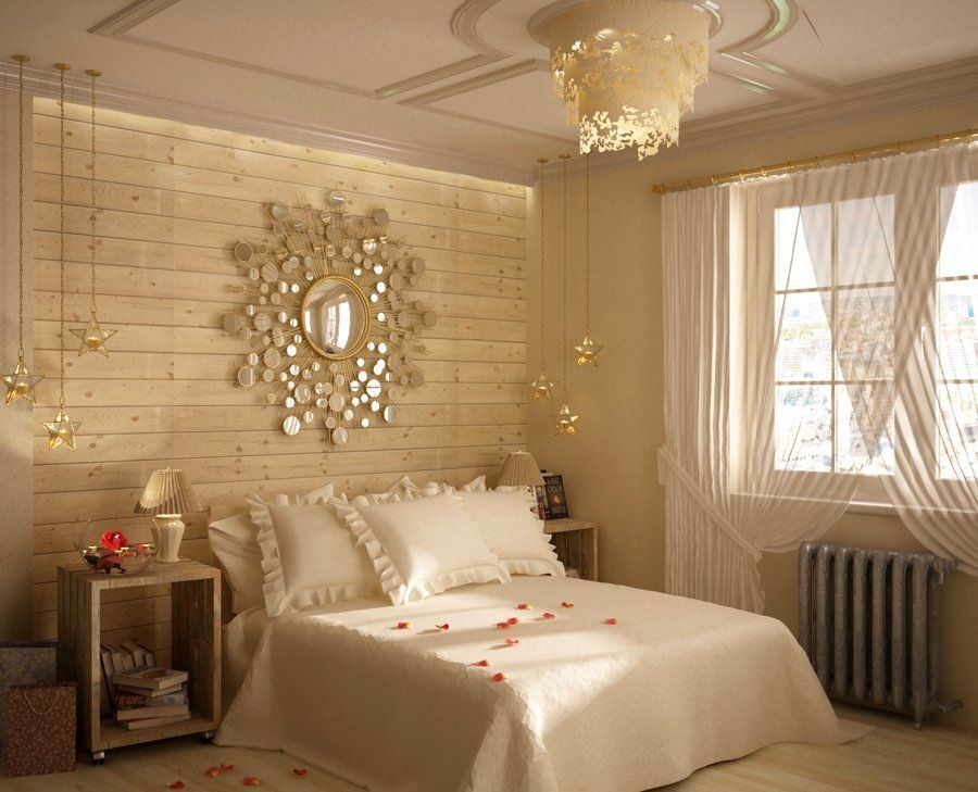 Decoration for Decor de chambre a coucher