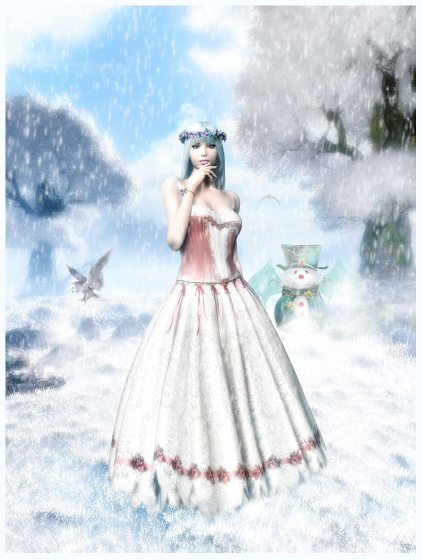 Princesse des neiges - Princesse des neiges ...