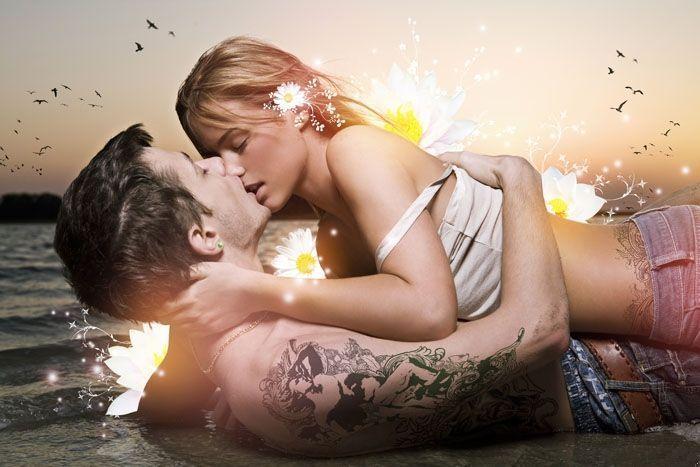 Good Morning Love And Kiss Wallpaper : couple