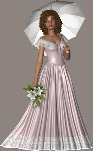 TUBE femme ombrelle